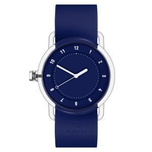 Tid Watches Tid No.3 Tr90 Rannekello Sininen 38 Mm
