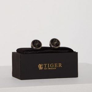 Tiger of Sweden Pictor Cufflinks Kalvosinnapit Hopea