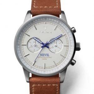 Triwa Ivory Nevil Brown Sewn Classic 2