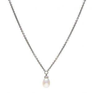 Trollbeads Chain With Pearl kaulakoru
