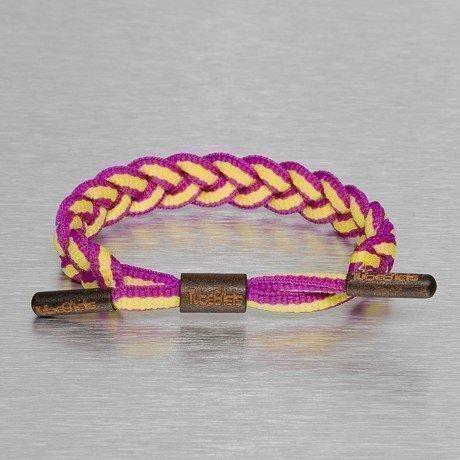 Tubelaces Rannekoru Purpuranpunainen