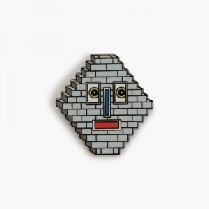 Valley Cruise Brick Head Pin by Matt Leines