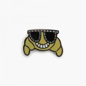 Valley Cruise Croissant Pin by Tiffany Cooper