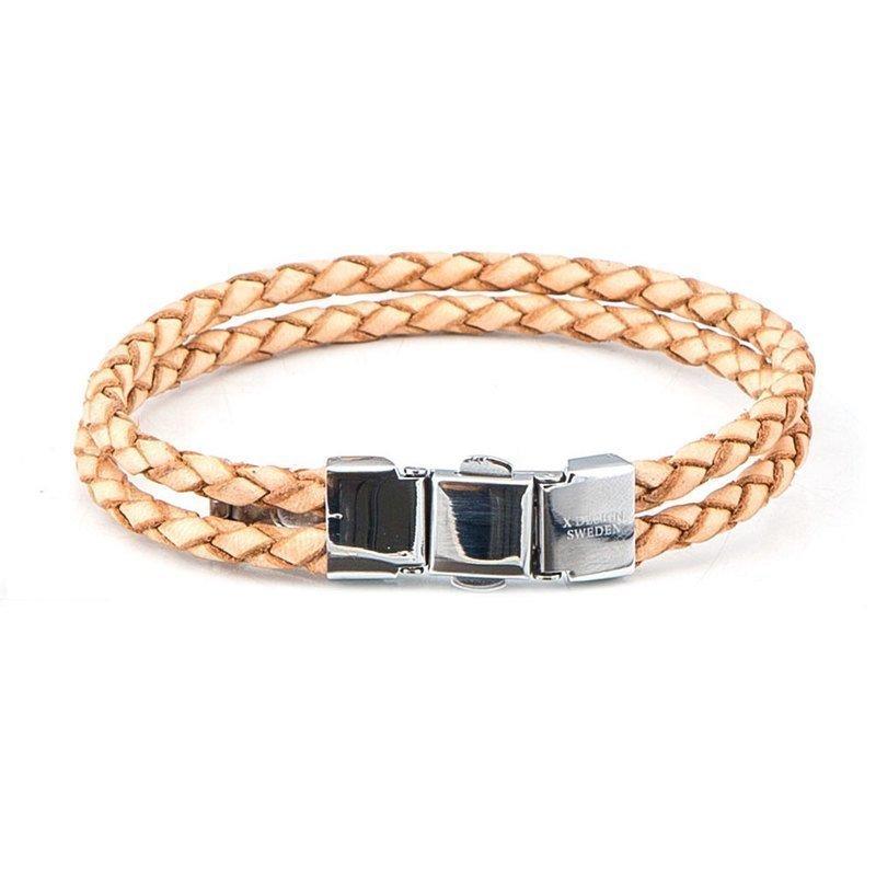 X Design Sweden Faustino Bracelet Beige
