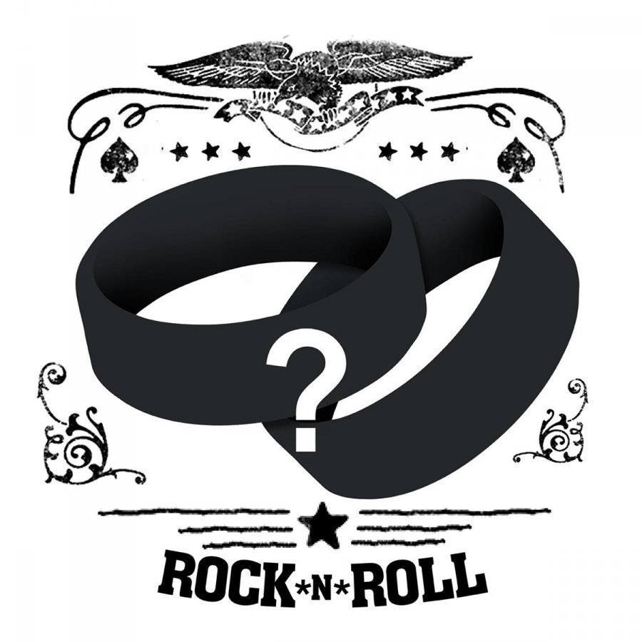 Yllätyssetti Rock'n'roll Sormus