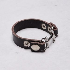 by Billgren Anchor Bracelet 8933 Brown
