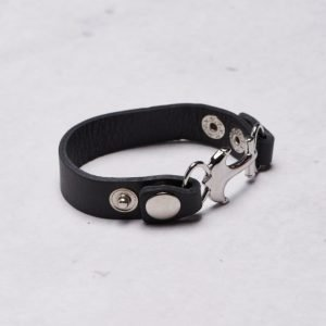 by Billgren Anchor Bracelet 8957 Black