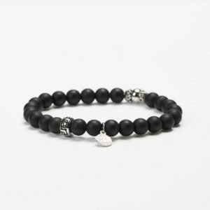 by Billgren Bead Bracelet 8916 Black
