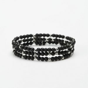 by Billgren Bead Bracelet 8947 Black