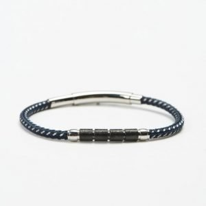 by Billgren Bead Bracelet 8980 Blue