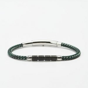 by Billgren Bead Bracelet 8981 Green
