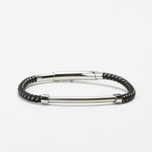 by Billgren Bead Bracelet 8983 Black