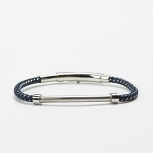 by Billgren Bead Bracelet 8984 Blue