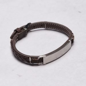 by Billgren Leather Bracelet 8974 Brown