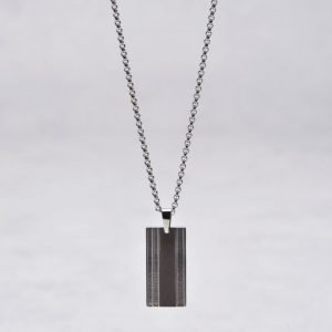 by Billgren Steel Necklace Steel
